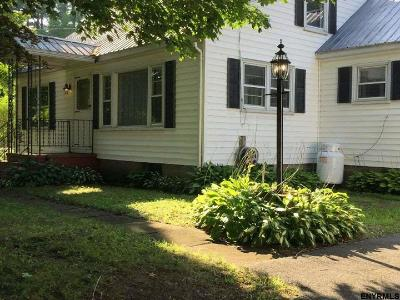 Greenfield, Corinth, Corinth Tov Single Family Home For Sale: 40 Fuller Rd