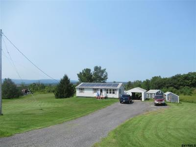 Berne Single Family Home For Sale: 410 Pleasant Valley Rd