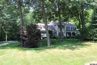 Clifton Park Single Family Home New: 49 Castle Pines