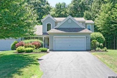 Clifton Park Single Family Home New: 7 Grooms Pointe Dr