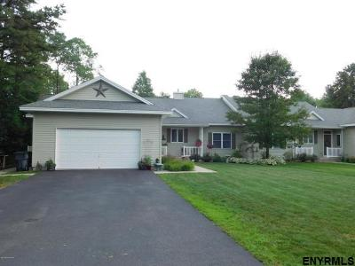 Queensbury, Fort Ann Single Family Home For Sale: 17 Smoke Ridge Rd