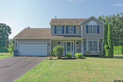 Colonie Single Family Home New: 59 Glade Dr