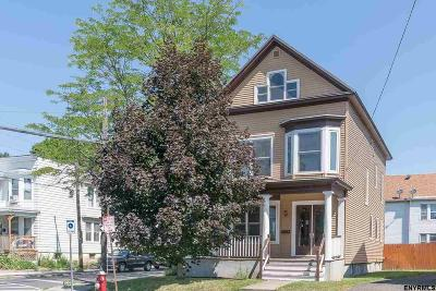 Albany Single Family Home New: 343 Second Av