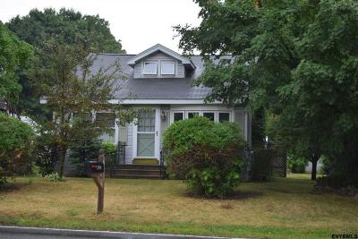Single Family Home For Sale: 2000 Delaware Turnpike