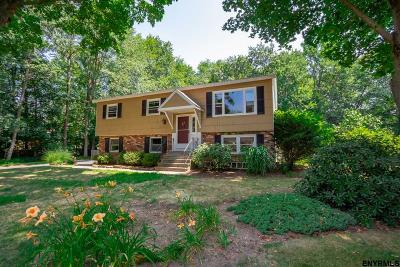 Clifton Park Single Family Home New: 3 Boyack Rd