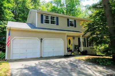 Ballston Spa Single Family Home For Sale: 808 Ulysses Dr