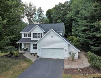 Ballston Spa Single Family Home For Sale: 30 Liberty Dr
