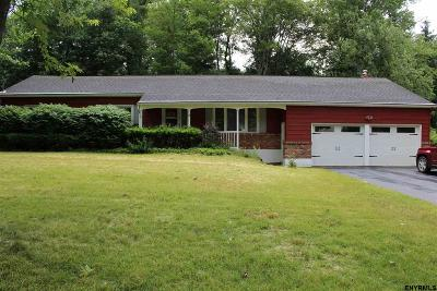 Clifton Park Single Family Home New: 34 Barcelona Dr