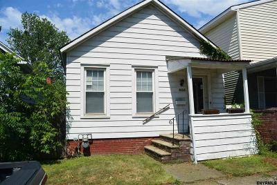 Troy Single Family Home New: 803 6th Av