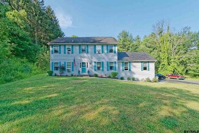 East Greenbush Single Family Home Price Change: 495 Luther Rd