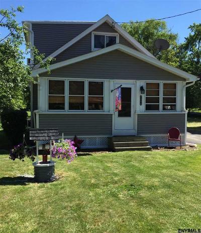 New Scotland Tov NY Single Family Home New: $149,000