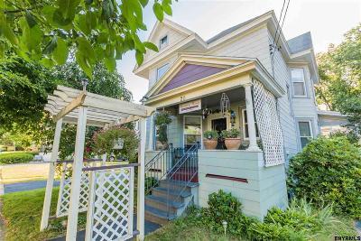 Gloversville NY Single Family Home New: $79,900