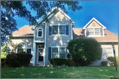 Colonie Single Family Home New: 11 Hunters Run Blvd