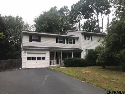 Clifton Park Single Family Home New: 7a Cypress Pt