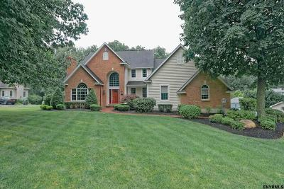 Colonie Single Family Home For Sale: 5 Hunts End La
