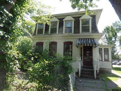 Cohoes Single Family Home New: 43 James St