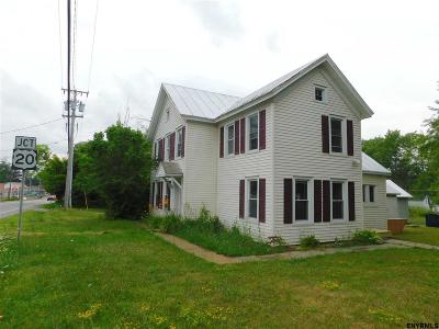 Duanesburg Single Family Home For Sale: 6744 Duanesburg Rd