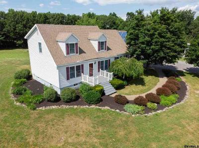 Schenectady County Single Family Home New: 224 Barton Hill Rd