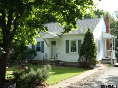 Voorheesville Single Family Home New: 39 Pleasant St