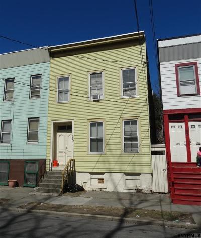 Albany Two Family Home Back On Market: 195 Livingston Av