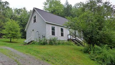 Rensselaer County Single Family Home New: 1133 Garfield Rd