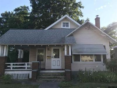 Schenectady County Single Family Home New: 1708 Albany St