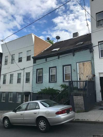 Albany Single Family Home New: 6 Cuyler St