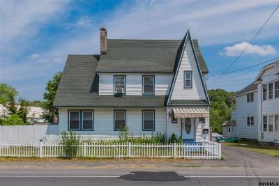 Gloversville NY Single Family Home For Sale: $85,000