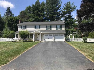 Colonie Single Family Home New: 18 Vatrano La