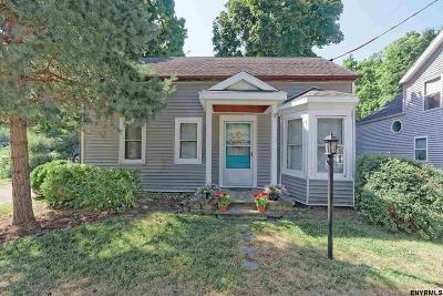 Single Family Home For Sale: 14 Halfmoon Dr