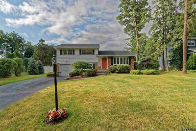Voorheesville Single Family Home New: 28 Scotch Pine Dr