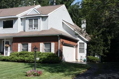Clifton Park Single Family Home New: 13 Woodside Dr
