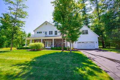 Saratoga County Single Family Home New: 124 Plum Poppy North