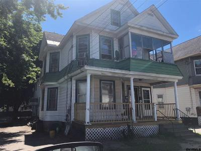 Schenectady Multi Family Home New: 1822 Guilderland Av