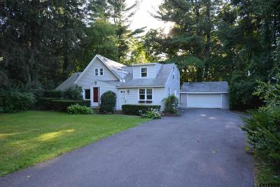 Niskayuna Single Family Home New: 1073 Winne Rd