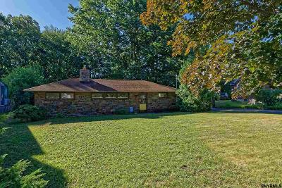 Schenectady County Single Family Home New: 104 Skyway Dr