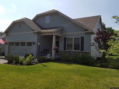 Saratoga County Single Family Home New: 35 Whitney Dr