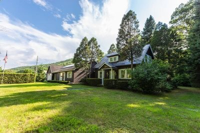 Lake George, Bolton Single Family Home For Sale: 35 Ben Guiles Rd