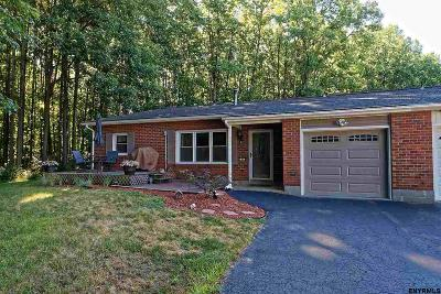 Clifton Park Single Family Home New: 4 A Deer Creek