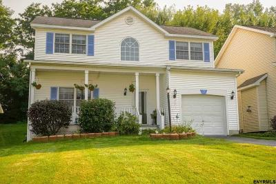 Albany County Single Family Home New: 7 Cheshire Ct