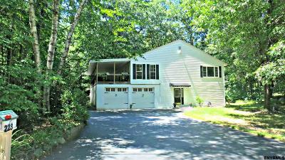 Lake George NY Single Family Home New: $299,900