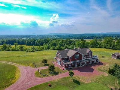 Kingsbury Tov NY Single Family Home New: $885,000