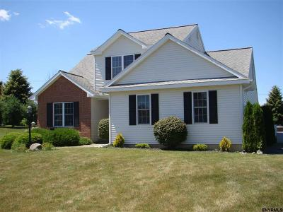 Saratoga County Single Family Home New: 11 Mallard Cove