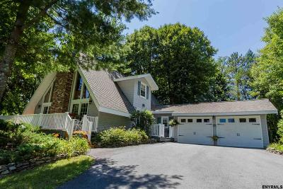 Saratoga County Single Family Home New: 433 County Rt 68