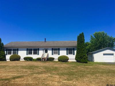 Rensselaer County Single Family Home New: 317 Pinewoods Rd