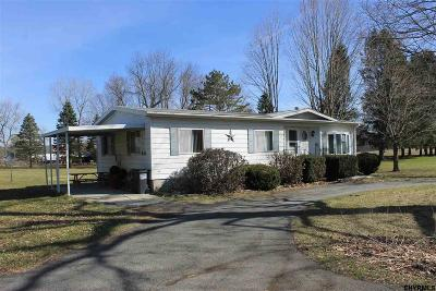 Rensselaer County Single Family Home New: 16 Young Rd