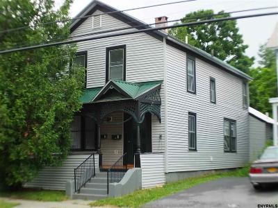 Saratoga County Rental New: 93 Woodlawn Av