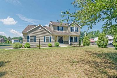 Schenectady County Single Family Home New: 247 Van Vorst Rd