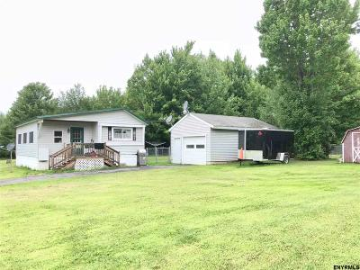 Canajoharie Single Family Home For Sale: 1149 Latimer Hill Rd