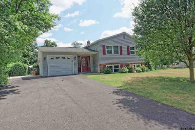 Voorheesville Single Family Home For Sale: 231 Newport Ct